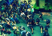 Trans Onur Yürüyüşü'ne polis müdahalesi