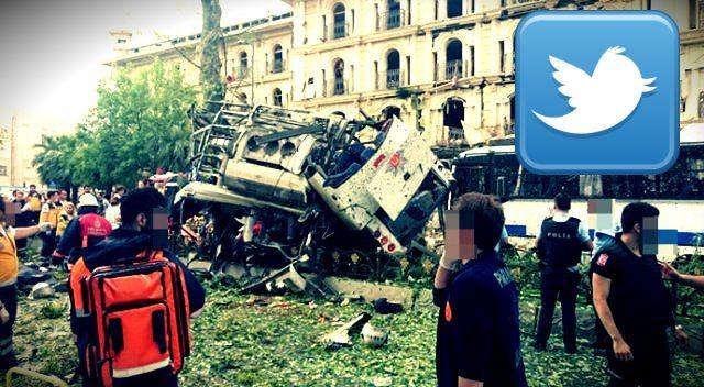 Kullanıcı, İstanbul'da 15 Haziran'a kadar 3 ayrı saldırı olacağını yazdı.