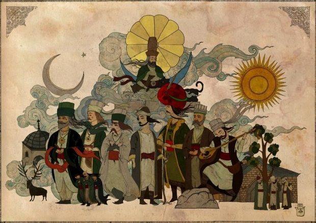 Yüzyıllar ötesinden bir anti-kahraman: Bektaşi