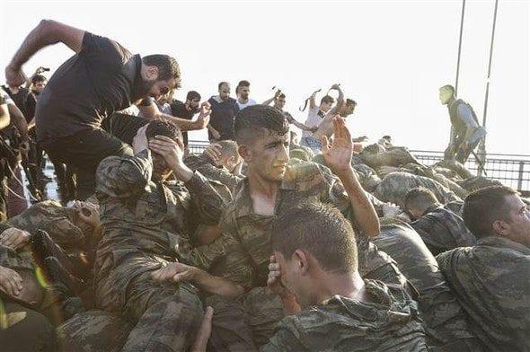 15 temmuz darbe girişimi askerler