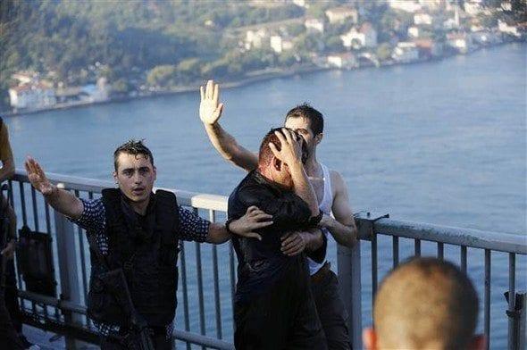 15 temmuz darbe girişimleri asker erler erbaş boğaziçi köprüsü
