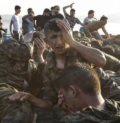 15 temmuz darbe girişimleri asker erler erbaş linç dayak