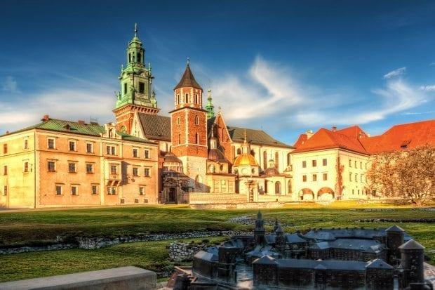 krakow polonya