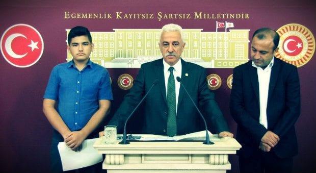 Adana Milletvekili İbrahim Özdiş, internet abonelerine sunulan adil kullanım kotasının hiç de adil olmadığını, Türkiye'deki 46 milyon internet abonesinin aldatıldığını savundu.