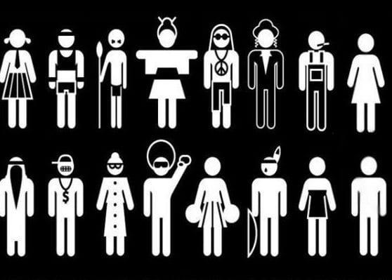 Stereotip: Tembel beyinlerin nefret etmek için yarattığı klişe insan