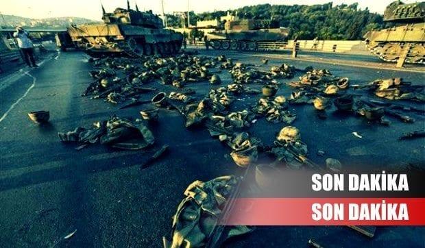 Son dakika: Ankara'da 1200 er serbest bırakıldı