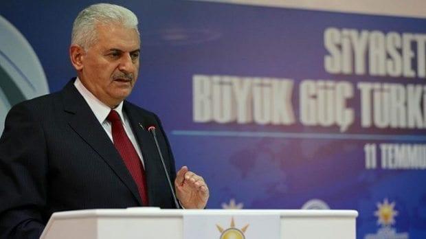 Başbakan Yıldırım'dan Irak, Suriye, Mısır ile ilgili açıklamalar