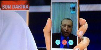 Cumhurbaşkanı Erdoğan halkı meydanlara çağırdı