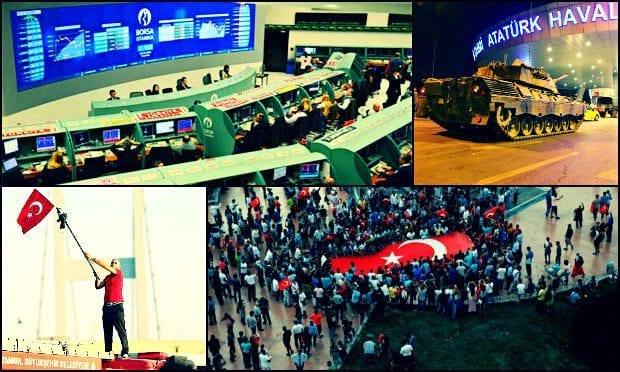 15 Temmuz darbe girişimi ardından Türkiye ekonomisi de büyük zarar gördü. Dolar/TL'de ilk şok atlatıldı mı? Ekonomik gidişat ne durumda?
