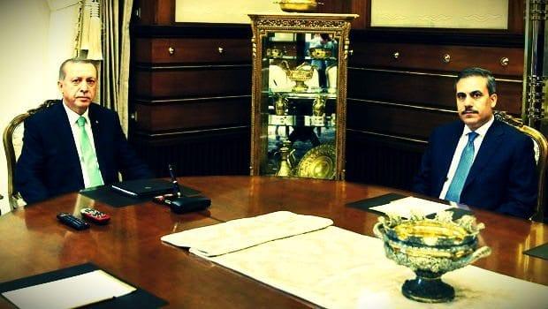 Cumhurbaşkanı Erdoğan'dan Hakan Fidan'a: Çok kötü bir sınav verdiniz