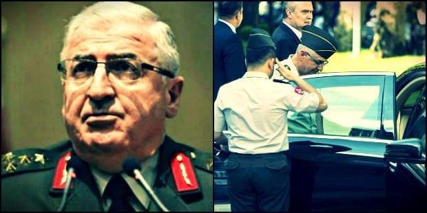 Genelkurmay 2'nci Başkanı Orgeneral Yaşar Güler, savcılık ifadesi 15 temmuz darbe girişimi