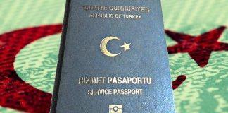 gri ve yeşil pasaport hususi ve hizmet pasaportu ile yurtdışına çıkmak isteyenler