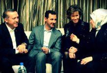 Mısır'da oynadın, Davos'ta oynadın, Rusya'da, Suriye'de oynadın. Hadi benim sevgili hükumetim şimdi sıra Suriye'de!..