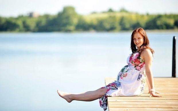 Hamileleri sıcak havalarda rahatlatacak 8 öneri