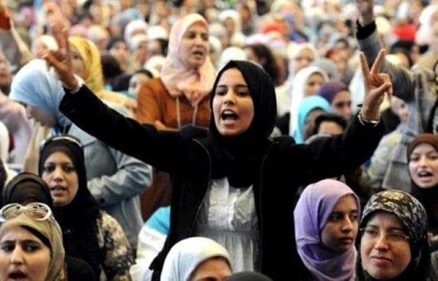 İslamiFeminizm ve feminizm hareketleri