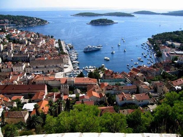 hvar adası hırvatistan