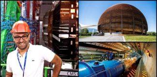 İstanbul Teknik Üniversitesi (İTÜ) CERN'ün kapılarını açıyor altan çakır kerem cankoçak