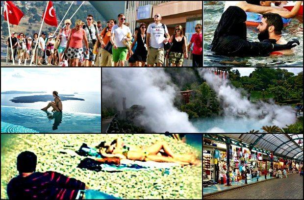 Kapak: Temmuz 2016 – Sayı: 130 turizm sektörü türkiye