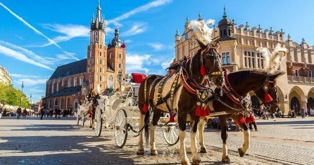 krakow polonya poland