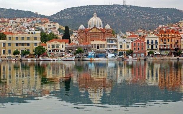 Lesvos (Midilli) Adası hakkında kısa bilgiler