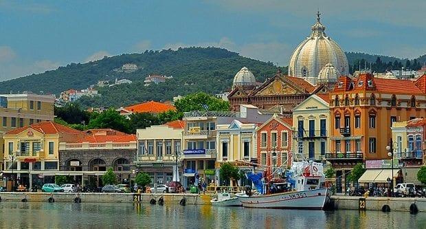lesvos midilli adası otel konaklama fiyatlar yemek