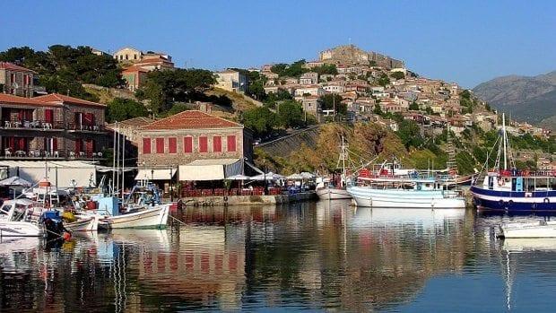 Lesvos'ta (Midilli Adası) bir hafta