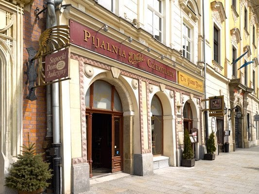 Cafe Wedel, Krakow