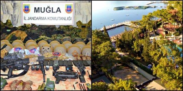 İzmir'den Marmaris'e hareket eden ve Cumhurbaşkanı Erdoğan'ı hedef alan helikopterlerin telsiz konuşmaları MİT tarafından deşifre edilince darbe planı öne çekildi.
