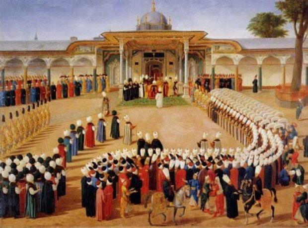 Osmanlı'da ve günümüzde bayramlar