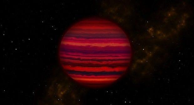 """Güneş sistemi dışında ilk kez""""su bulutu"""" bulundu"""