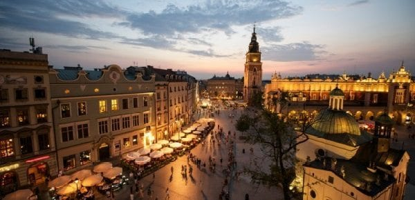 Tadı damakta kalan bir şehir: Krakow