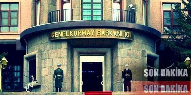 Genelkurmay Başkanlığı, 15 Temmuz akşamı yaşanan askeri darbe girişimine ilişkin açıklama yayınladı.