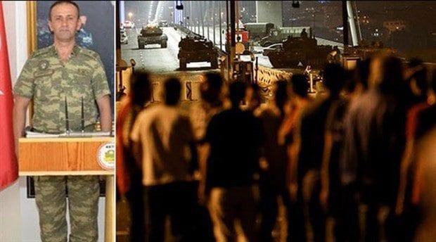 Tuğgeneral Aydoğdu'nun ifadesi:'İnandığım emri uyguladım'