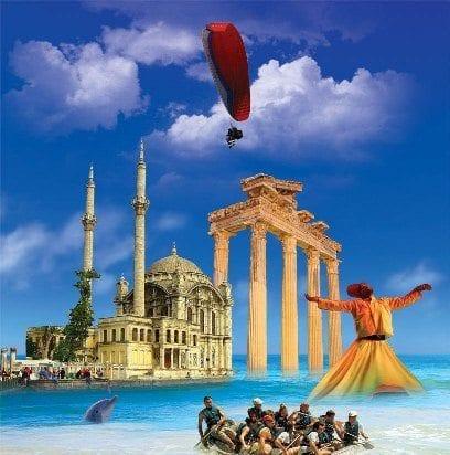 Türkiye' de 2016'nın turizm yazı