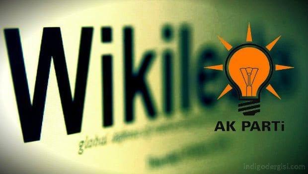 Wikileaks Ak Parti'nin emaillerini yayınladı akp
