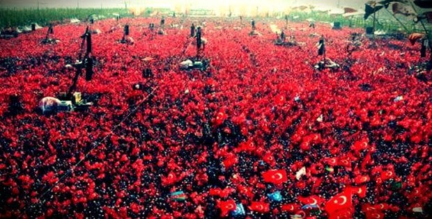 15 Temmuz 2016 günü tarihte milli iradenin özgürlüğü olarak kendini göstermiş olan en güzel tablonun adı Demokrasi Bayramı demokrasi ve şehitler mitingi 7 ağustos 2016 darbe girişimi