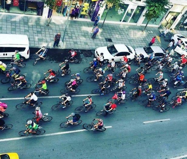 Bisiklet şehir hayatında değişimin bir parçası olabilir mi?