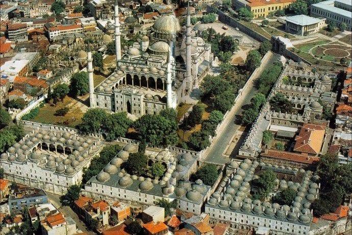 Süleymaniye Camii Külliyesi