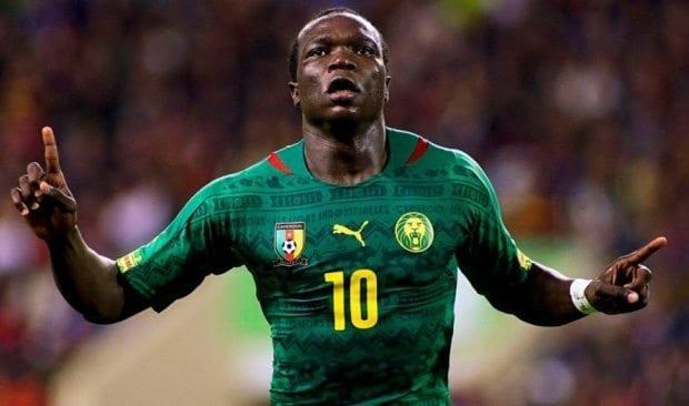 Beşiktaş, Kamerunlu siyahi yıldız Vincent Aboubakar ile anlaştı... Vodafone Arena tribünleri Afrikalı golcü için hazırlanıyor...