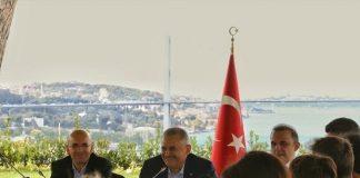 Başbakan Yıldırım'dan dış basına Suriye açıklaması