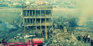 Cizre'de polise hain saldırı: 11 şehit, 70 yaralı