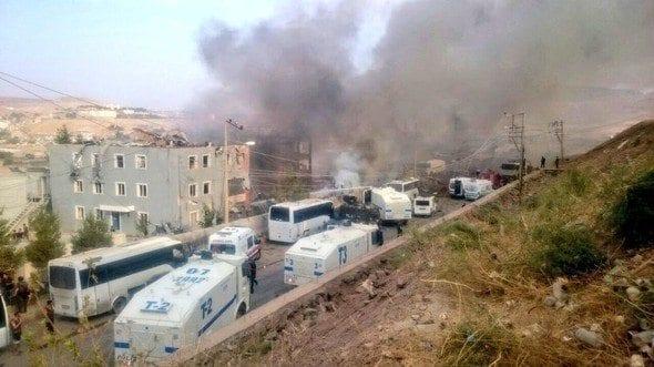 cizre terör saldırısı polis