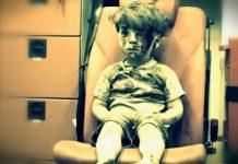 Çocuklar öldürülüyor ey insanlık! ümran bebek
