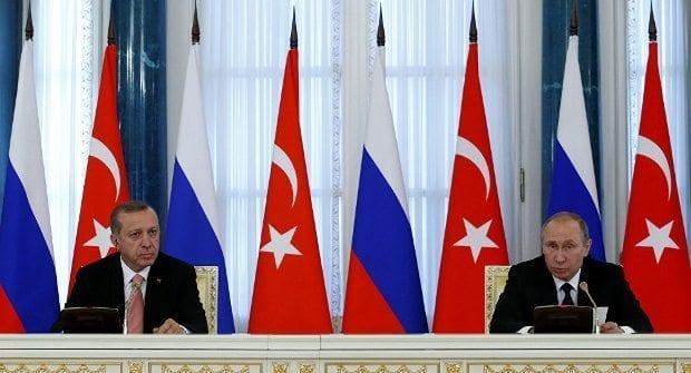 Erdoğan ile Putin görüşmesinden 6 kritik karar çıktı rusya türkiye suriye