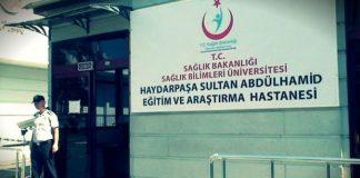 GATA Haydarpaşa'nın yeni adı: Sultan Abdülhamid oldu
