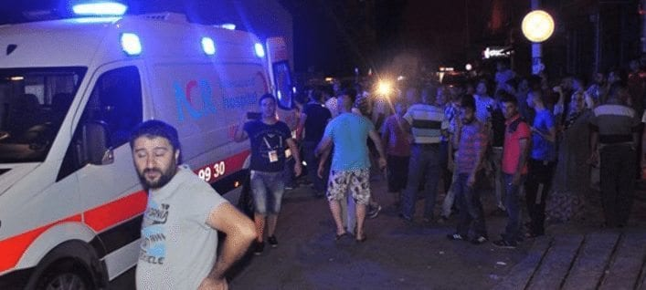 Gaziantep'te patlama: Ölü sayısı 50'ye yükseldi