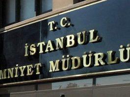 İstanbul Emniyeti'nde büyük operasyon başlatıldı