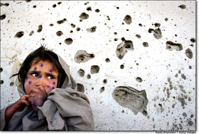 Savaş, terör ve çocuklar: Yusuf, Ümran, Ahed