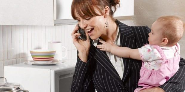 Çalışan anneler, mükemmel anne sendromuna dikkat!