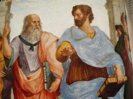 Platon ve Aristoles'in evreninde kaos ve kozmos